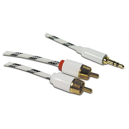 CABO METRONI.JACK 3,5MM/2RCA-BR-471031